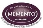 222121 Memento Full Size Dye Inkpad Elderberry