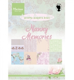 PK9122 - Pretty Papers Nanny Memories