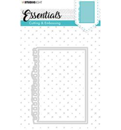 STENCILSL200 - Cutting and Embossing Die Cut Essentials nr.200
