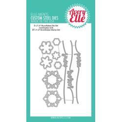 106338 Elle-Ments Dies Snowflakes