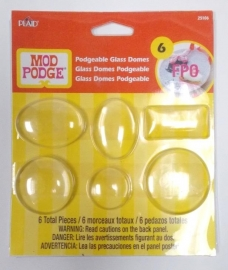 PE25106 Mod Podge Podgeable Glass Domes