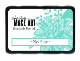 WVD64374 Ranger MAKE ART Dye Ink Pad Sky Blue
