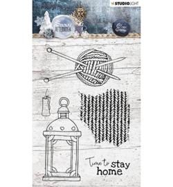 STAMPSA398 - Stamp, Snowy Afternoon nr.398