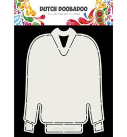 470.713.736 Dutch DooBaDoo Card Art Christmas sweater