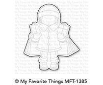 MFT-1385 My Favorite Things Holiday Cheer Die-Namics