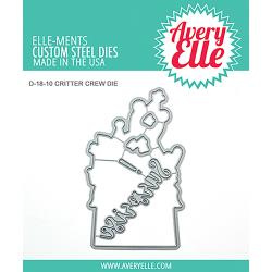 304405 Elle-Ments Dies Critter Crew
