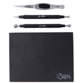 665304 Tim Holtz Tool Shaping Kit Black