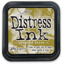 TIM27126 Distress Inkt Pad Crushed Olive