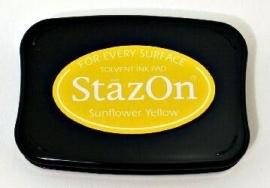 SZ93 StazOn Sunflower Yellow