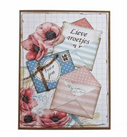6410/0538 Clearstamp Loveletters