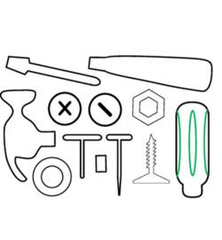 CCC78 C.C.Designs Die Tools