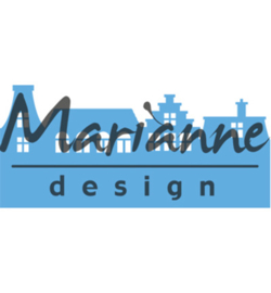 LR0494 Marianne Design Creatables Horizon Amsterdam