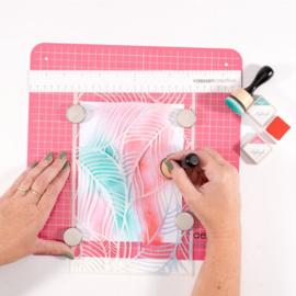 1009-010 Vaessen Creative • Work Easy magnetisch werkblad