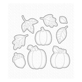 MFT1784 My Favorite Things Die-namics Die Autumn Blessings
