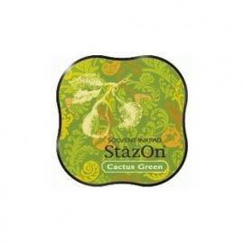 SZM-52 Tsukineko Stazon Midi Ink Pad Cactus Green