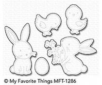 MFT-1286 My Favorite Things Die Hoppy Friends