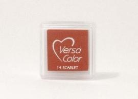 180003/9014 VersaColor Inkt Scarlet