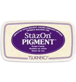 SZ-PIG-11 Tsukineko StazOn Pigment Grape Candy