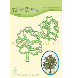 455886 Cutting & embossing Tree
