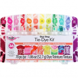 134980 Tulip One-Step Tie Dye Kit Kaleidoscope