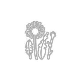 556758 Hero Arts Fancy Dies Dandelion & Leaves