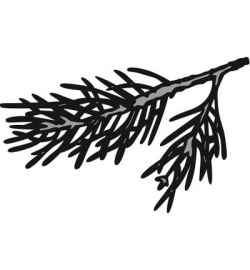 CR1378 Craftables Tiny's Pine tree branch