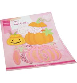 COL1501 Marianne Design collectbles Eline's Pumpkin