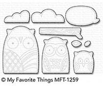 MFT-1259 My Favorite Things Die Owl My Love