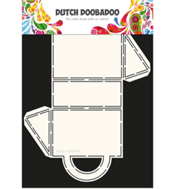 470.713.043 Dutch DooBaDoo Dutch Box Art Suitecase
