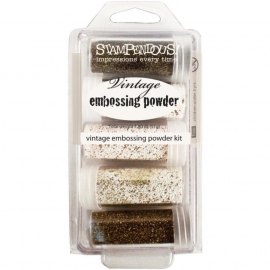 209281 Stampendous Embossing Kit Frantage