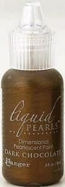 LPL28123 Liquid pearls Dark Chocolate