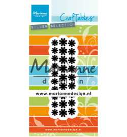 CR1501 Marianne Design Craftables Punch die daisies