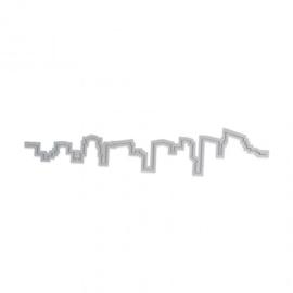 1631E Tonic Studios Rococo die city scenes city skyline