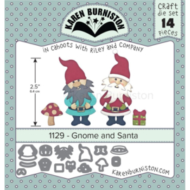 KBR1129 Karen Burniston Dies Gnome & Santa