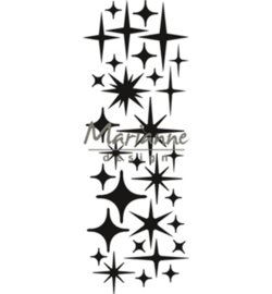 CR1448 Craftables Punch die star