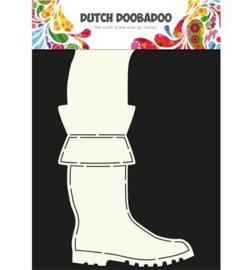 470.713.619 Dutch DooBaDoo Dutch Card Art Boots