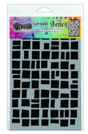 306730/1426 Ranger Dylusions Stencils Betsy's Block