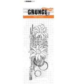 STAMPSL500 Studio Light Clear Stamp Grunge Collection nr.500