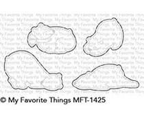 MFT-1425 My Favorite Things Unbearably Cute Die-Namics