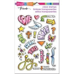 226923 Stampendous Perfectly Clear Stamps Bible Journal