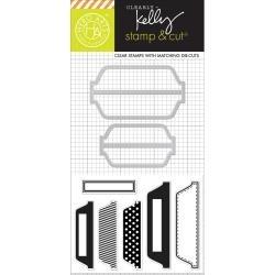374113 Kelly Purkey Stamp & Cut Scored Tabs