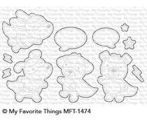 MFT-1474 My Favorite Things Super Dog Die-Namics