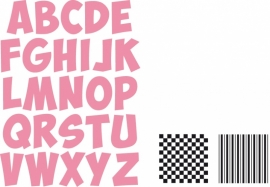 COL1350 Collectable Alphabet