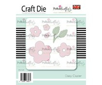 PD7549 Polkadoodles Daisy Cluster Dies