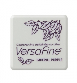 VF-SML-037 VersaFine klein Inkpad-Imperial Purple