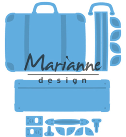 LR0542 Marianne Design Creatable Suitcase