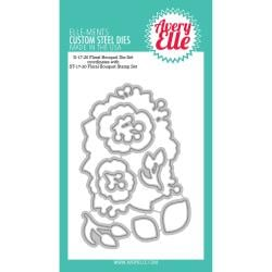 492768 Elle-Ments Dies Floral Bouquet