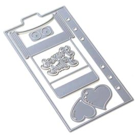 EC1770 Elizabeth Craft Metal Die Sidekick Essentials 6
