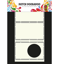 470.713.325 Dutch DooBaDoo Card Art Pop Up Circle