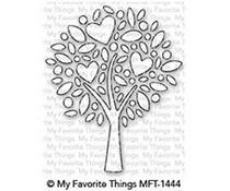 MFT-1444 My Favorite Things Die Heart Tree